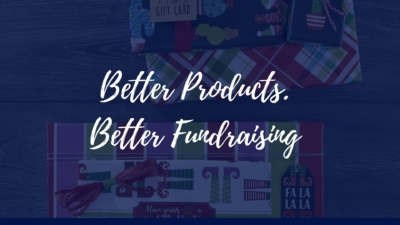 better products, better fundraising
