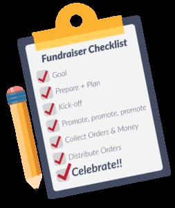 Fundraiser checklist