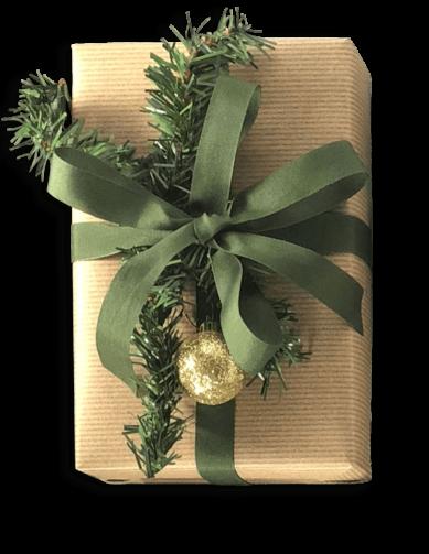 Kraft Paper Present