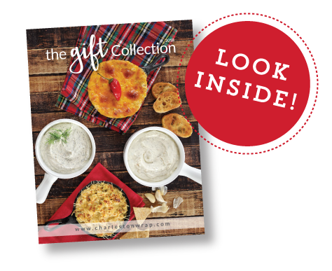 Look inside the Charleston Wrap 2018 Gift Collection
