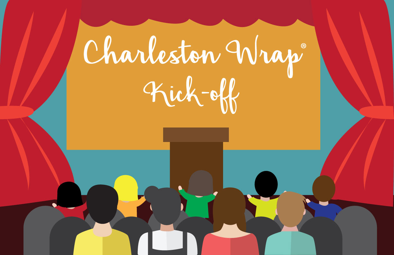 Charleston Wrap kick-off