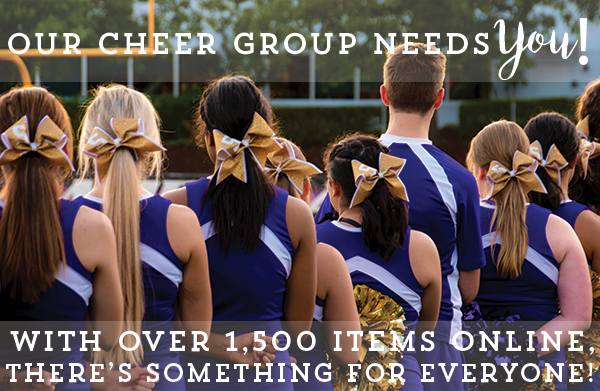 Online Fundraising for Cheer Groups