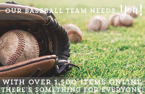 Online Fundraising for Baseball Teams