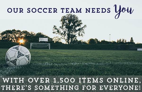 Online Fundraising for Soccer Teams