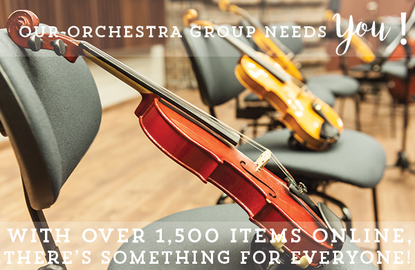Online Fundraising for Orchestra Groups